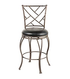 Fashion Bed Group Honolulu Metal Bar Stool