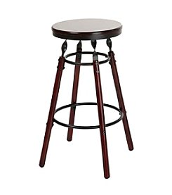 Fashion Bed Group Boston Wood Bar Stool