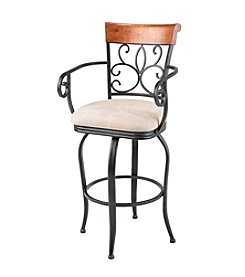Fashion Bed Group Hartford Metal Bar Stool