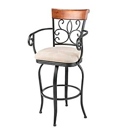 Fashion Bed Group Hartford Metal Counter Stool
