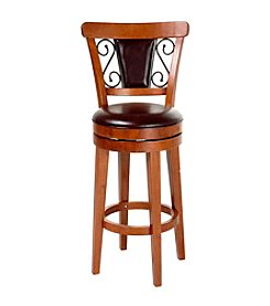 Fashion Bed Group Trenton Wood Bar Stool