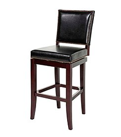 Fashion Bed Group Sacramento Wood Bar Stool