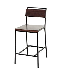 Fashion Bed Group Olympia Metal Bar Stool