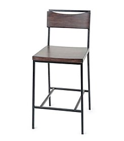 Fashion Bed Group  Columbus Metal Counter Stool