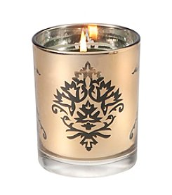 Aromatique Smell Of Tree® Metallic Gold Candle