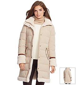 Lauren Ralph Lauren® Quilted Mockneck Jacket