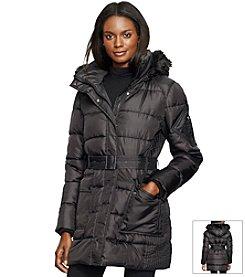 Lauren Ralph Lauren® Quilted Belted Jacket
