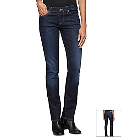 Calvin Klein Jeans® Straight Leg Jeans