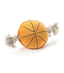 John Bartlett Pet Basketball Rope Toy