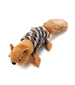 John Bartlett Pet Squirrel Wrap Toy