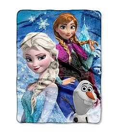 Northwest Company™ Disney® Frozen Ice Castle Throw