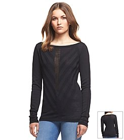 Robert Rodriguez® Pointelle Sweater