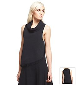 Robert Rodriguez® Sleeveless Cowl Top