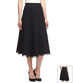 Robert Rodriguez® Fringe Skirt