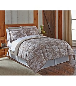 Ruff Hewn Tan Alpine Cozy Down-Alternative Comforter