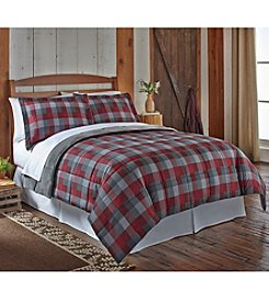 Ruff Hewn Red Alpine Cozy Down-Alternative Comforter