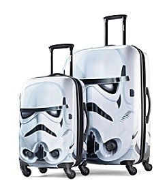 American Tourister® Star Wars™ Stormtrooper™ Hardside Luggage Collection + $50 Gift Card by mail