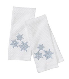 Croscill® December Flurries 2-pk. Kitchen Towels