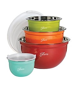 Fiesta® Nested 8-pc. Bowl Set