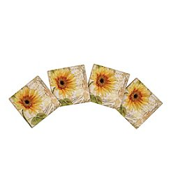 Thirstystone® Set Of Four Under The Harvest Sun Coasters