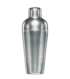 Cambridge Silversmiths Lincoln Antique Silver Cocktail Shaker