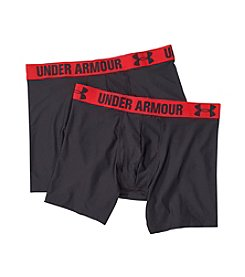 Under Armour® Men's 2-Pack HeatGear® Performance Boxerjock