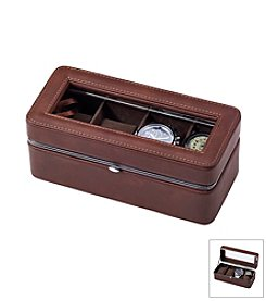 John Bartlett Statements Men's 4-Piece Watch Case