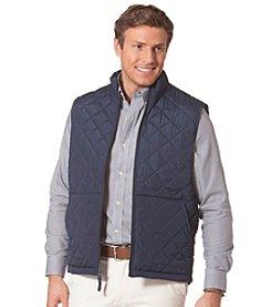 Chaps® Men's Tason Quilted Poplin Vest