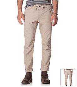 Chaps® Men's Poplin Cargo Pants