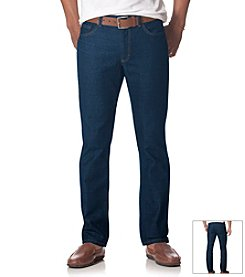 Chaps® Men's Slim-Straight 5-Pocket Jeans