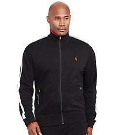 Polo Ralph Lauren® Men's Big & Tall Full-Zip Interlock Track Jacket