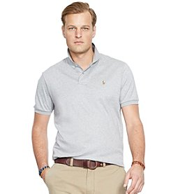 Polo Ralph Lauren® Men's Big & Tall Short Sleeve Pima Soft-Touch Polo Shirt