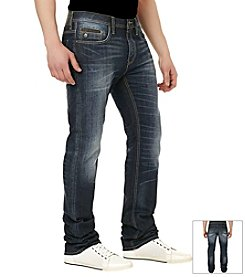 Buffalo by David Bitton Men's Driven Straight Jeans