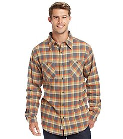 Weatherproof® Men's Long Sleeve Patterned Button Down Shirts