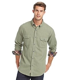 Weatherproof® Men's Long Sleeve Button Down Shirt