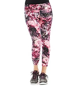 Calvin Klein Performance Printed Running Tights