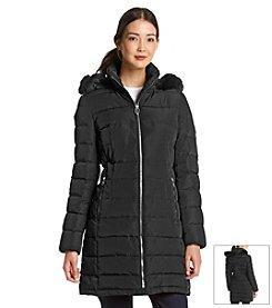 Ivanka Trump® Three-Quarter Down Coat