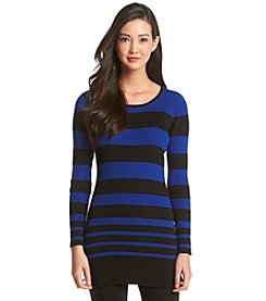 AGB® Striped Tunic