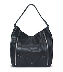 Lauren Ralph Lauren® Roscoe Leather Hobo