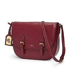 Lauren Ralph Lauren® Tate Leather Messenger Bag
