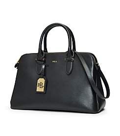 Lauren Ralph Lauren® Newbury Double-Zip Dome Satchel