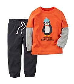 Carter's® Boys' 2T-4T 2-Piece Perfect Gentleman Pants Set