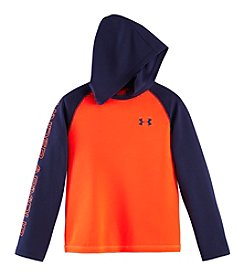Under Armour® Boys' 4-7 Long Sleeve Thermal Hoodie