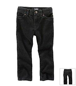 OshKosh B'Gosh® Boys' 2T-4T 5-Pocket Straight Corduroys