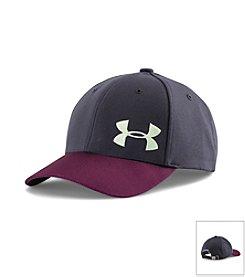 Under Armour® Girls' Big Logo Adjustable Cap