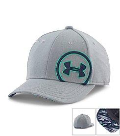 Under Armour® Boys' Big Logo Update Cap