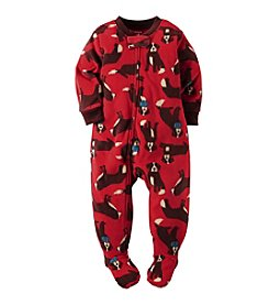 Carter's® Boys' 12M-4T Silly St. Bernard Print Sleeper