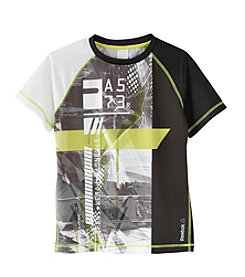 Reebok® Boys' 8-20 Short Sleeve Sublimation Tee