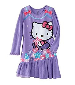 Hello Kitty® Girls' 4-12 Hello Kitty Gown