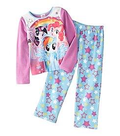 My Little Pony® Girls' 4-10 My Little Pony 2 Piece Pjs